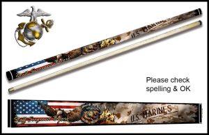 US Marine Corp Design