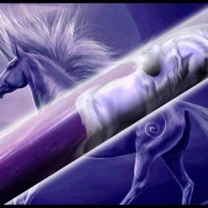 unicorn cue