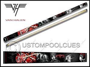 Van Halen Cue Design