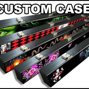 custom cue case